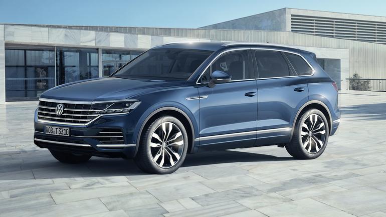 Nowy Volkswagen Touareg – technologiczny popis możliwości