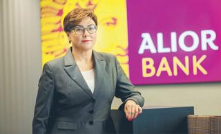 Nowa prezes Alior Banku: Jest duży potencjał do rozwoju [WYWIAD]
