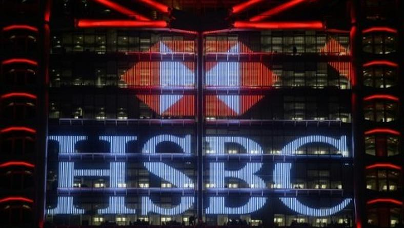 HSBC said net profit for 2016 fell to $1.29 billion, down from $12.57 billion in 2015