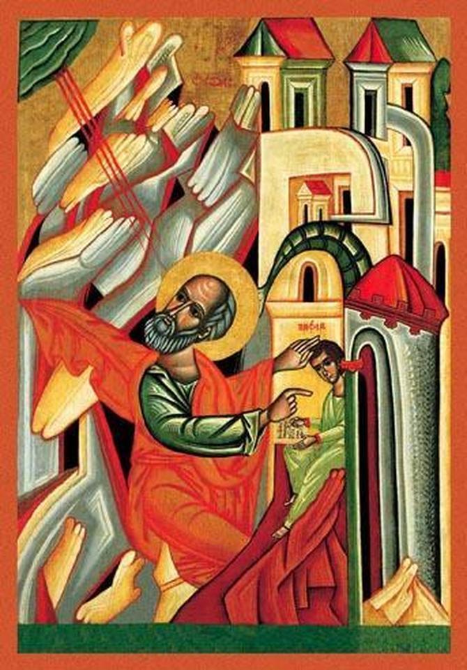 Sveti Ilija je veoma poštovan u narodu