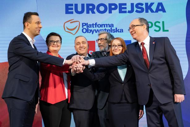 """""""Nie jesteśmy przybudówką żadnej partii politycznej; jeśli ktoś nie rozumie idei łączenia ponad podziałami, to znaczy, że życzy, by w Polsce rządził PiS"""" - oświadczyła Filiks."""