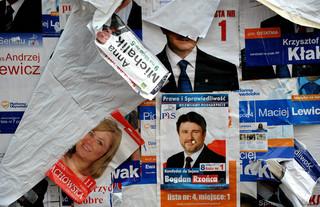 Sprawdź, gdzie nie może wisieć plakat wyborczy i jakie są kary