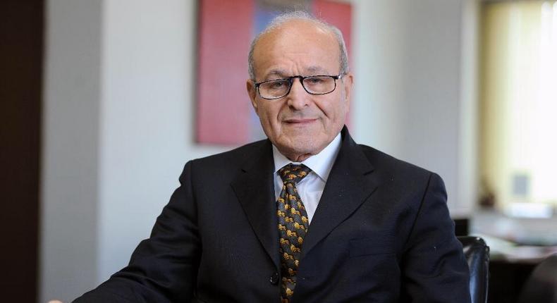 Issad Rebrab, Algerian billionaire businessman, CEO of the CEVITAL industrial group