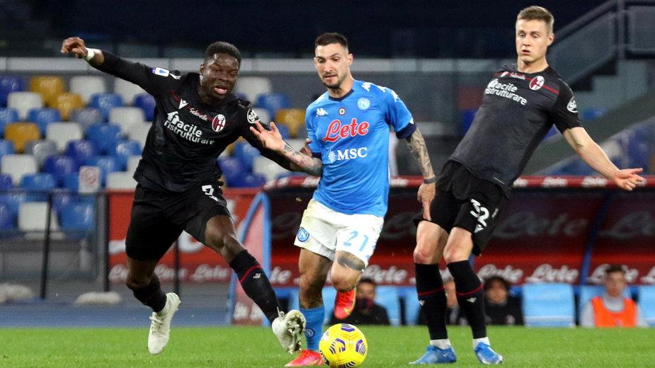 SSC Napoli - Bologna FC