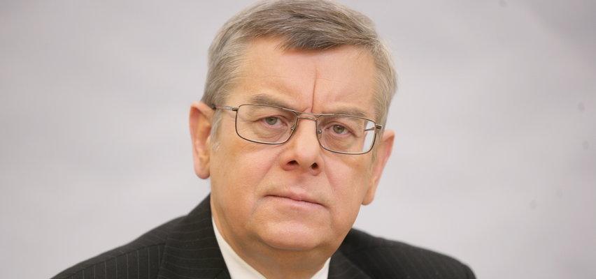 PiS chce odbudować Pałac Saski. Prof. Tomasz Nałęcz: Najpierw niech dokończą, co zaczęli