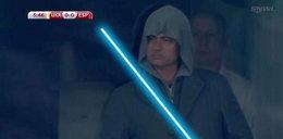 Jose Mourinho jako rycerz Jedi! Śmieją się z niego MEMY