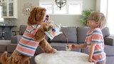 Niezwykła przyjaźń 7-latka i jego psa na rozczulających zdjęciach. Nic lepszego dzisiaj nie zobaczycie!
