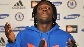 Nowy gwiazdor Chelsea spał w koszulce... Drogby