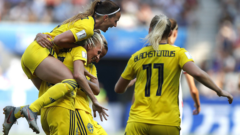 Szwedzkie piłkarki