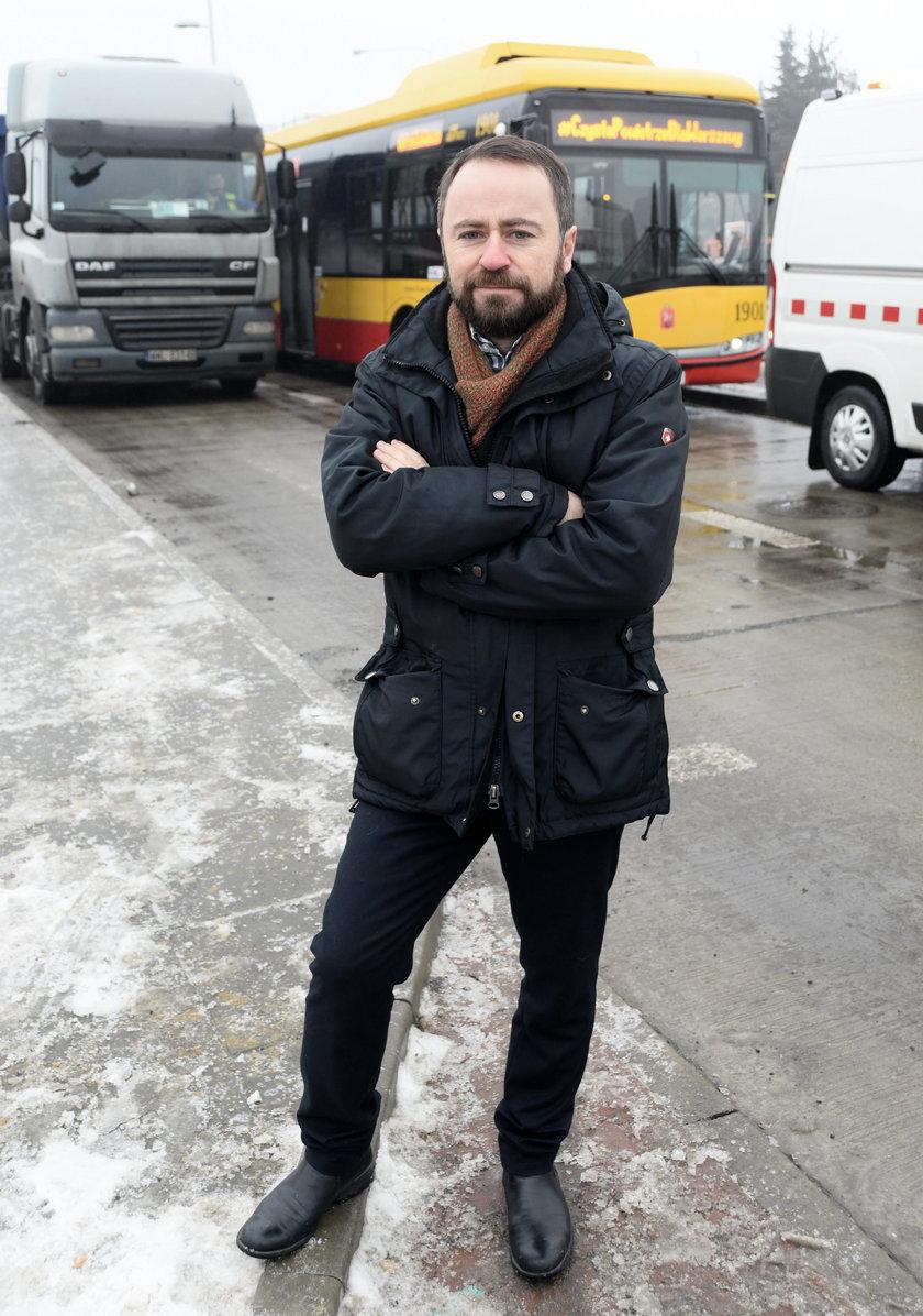 Miasto waży ciężarówki