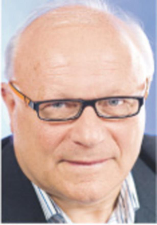 Andrzej Jankowski, szef działu prawo gospodarcze