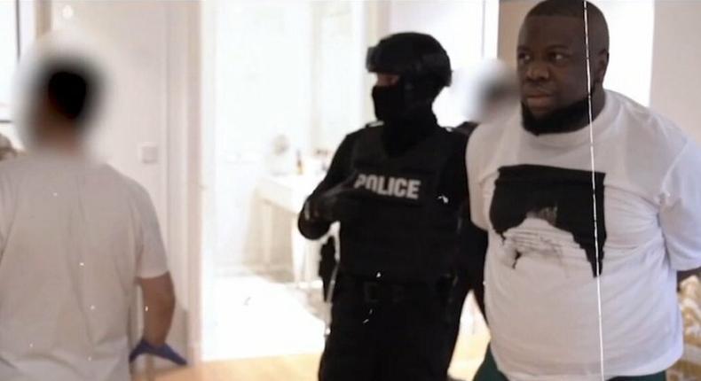 Hushpuppi arrested in Dubai in 2020