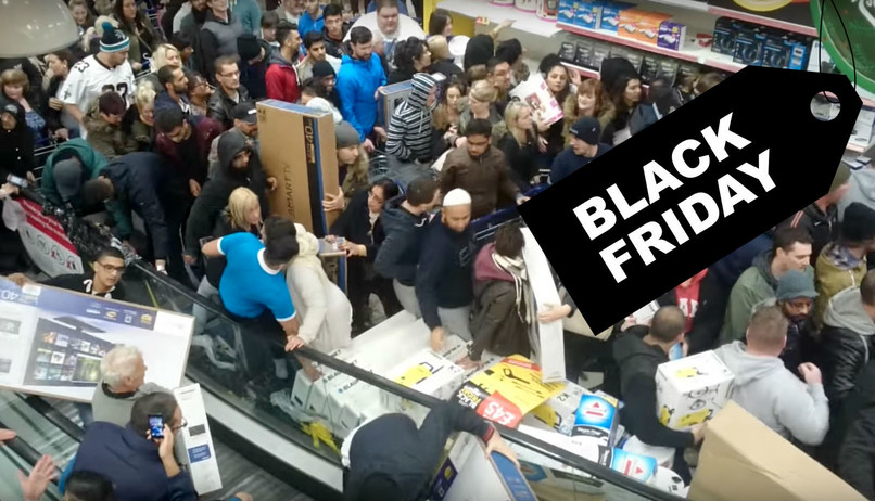 Black Friday (foto: youtube.com)