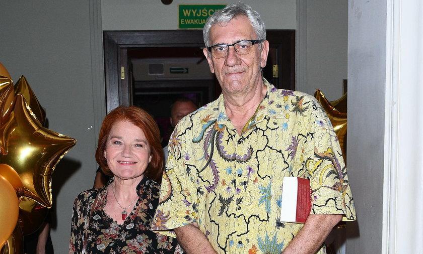 Maria Winiarska i Wiktor Zborowski