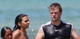 Matt Damon zabrał rodzinę na Hawaje