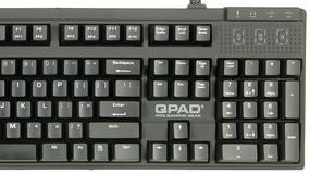 Qpad MK-85 – test klawiatury mechanicznej