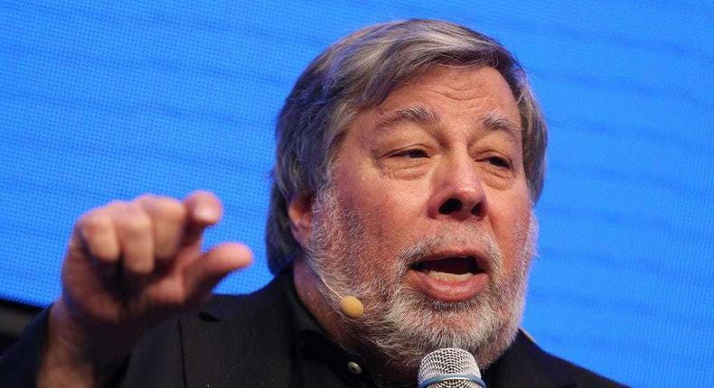 Apple cofounder Steve Wozniak is starting up a space company.