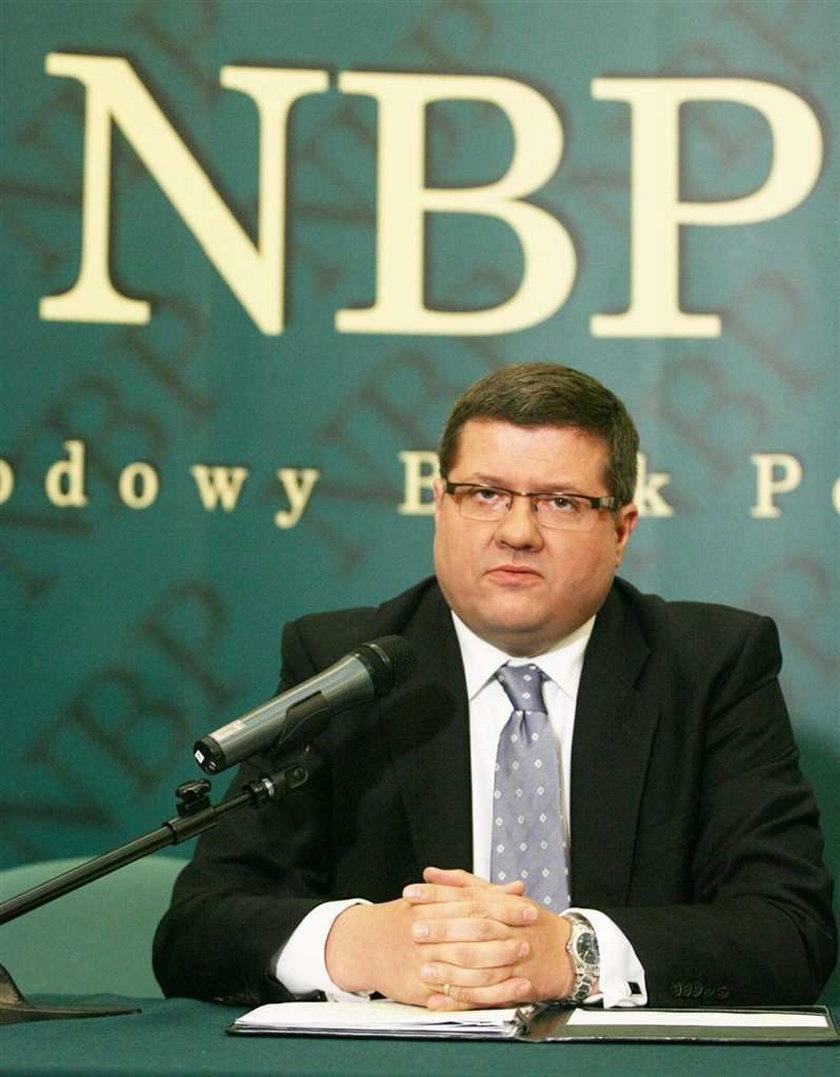 NBP zadba o swoich