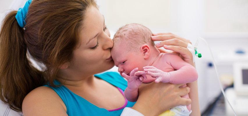 Najnowsze dane GUS o narodzinach. Tak źle nie było od wojny!