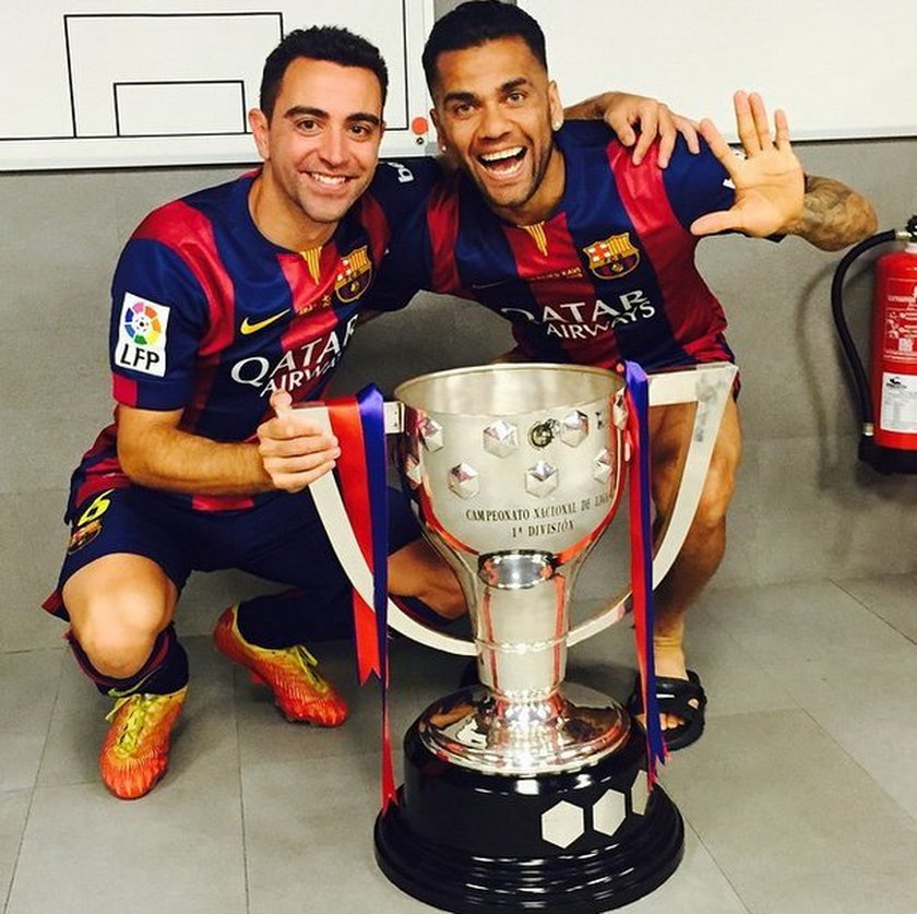 Dani Alves skrytykował Barcelonę i chce odejść z klubu!