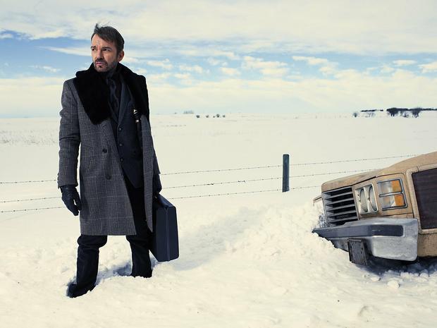"""""""Fargo"""" - kadr z serialu"""