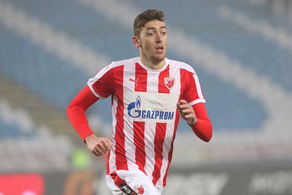 Milan Pavkov se konstantno nameće odličnim igrama u Superligi Srbije