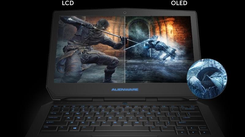 Cztery nowe produkty marki Alienware