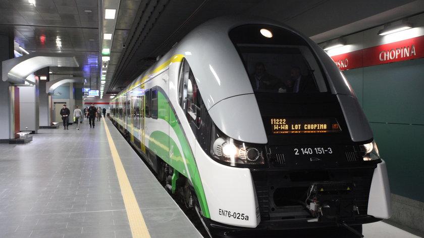 Zmiana czasu na letni wpłynie na rozkład pociągów PKP