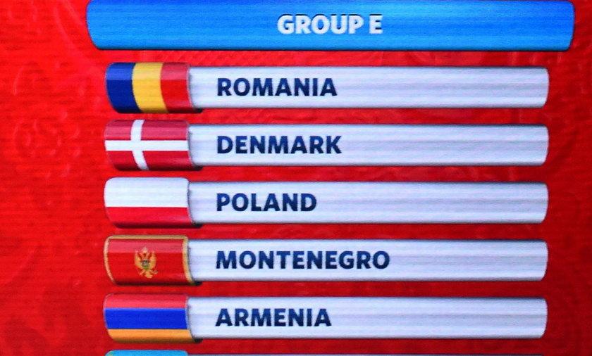Poznaliśmy rywali Polaków.