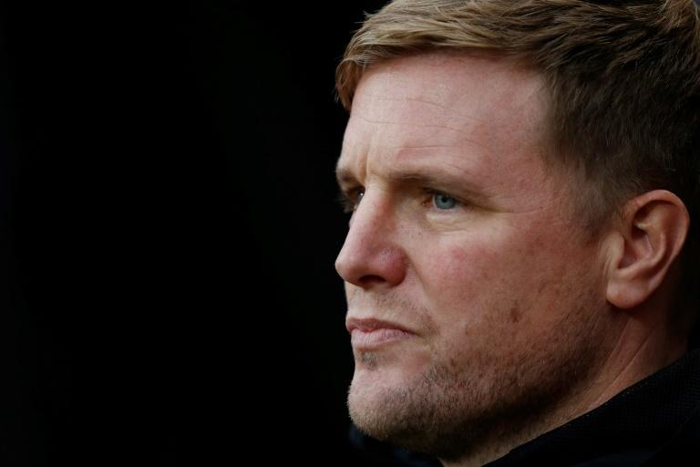 Bournemouth boss Eddie Howe is under pressure after his side dropped into the relegation zone