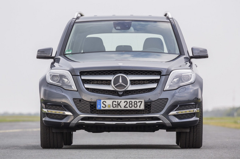 Mercedes GLK 220 BlueTec 4MATIC