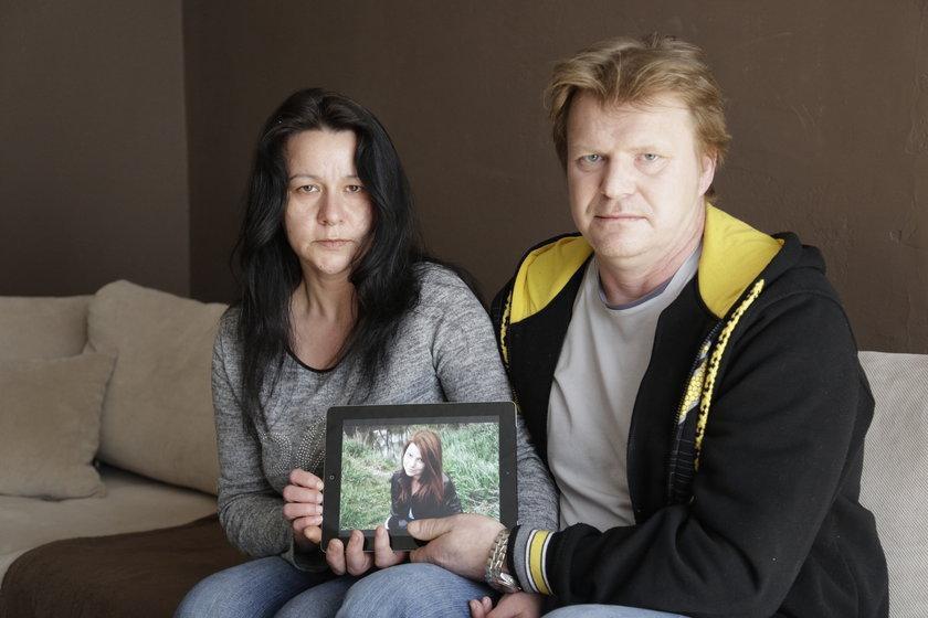 Alina (38 l.) i Krzysztof (42 l.) Cichoccy z Krapkowic