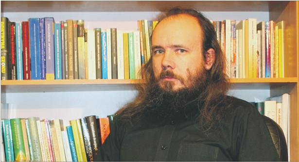 Sebastian Skolik, wiceprezes Stowarzyszenia Wikimedia Polska Fot. Arch. Sebastian Skolik