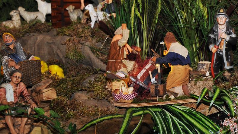 Szopki nieodłącznym elementem Bożego Narodzenia