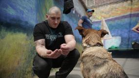 Psy za kratami pomagają więźniom w powrocie do normalności