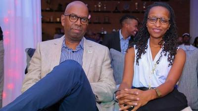 I miss being your personal Paparazi -Wambui Kamirus's Birthday message to the late Bob Collymore
