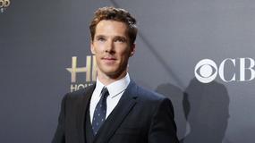 """Benedict Cumberbatch przeprasza za uwagę o """"kolorowych aktorach"""""""