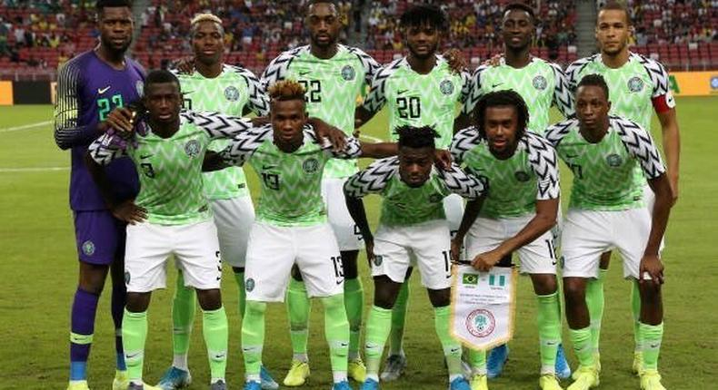 Super Eagles of Nigeria (Getty Images)