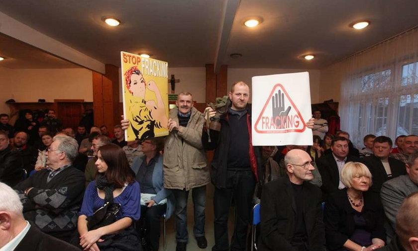 Francuzi nie chcą, by Polacy zarabiali na gazie łupkowym