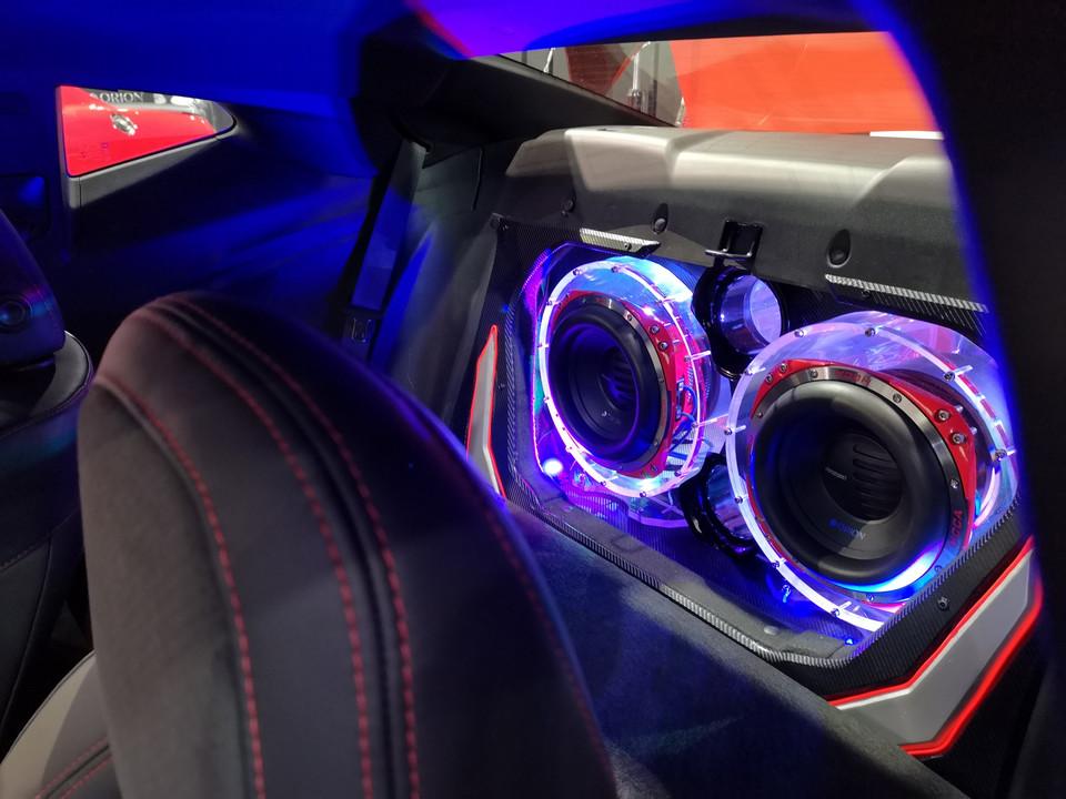 Bardzo dobra CES 2019 – car audio na pokaz. Auta świetne i byle jakie NG87