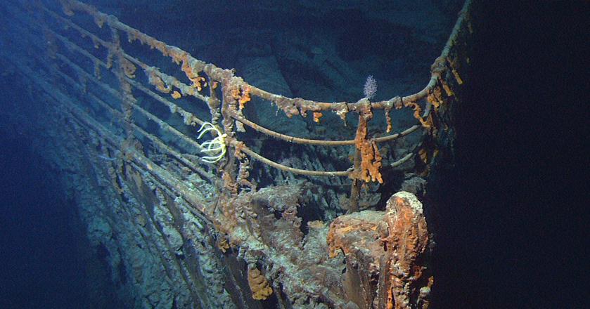 Dokładnie 105 lat temu zatonął Titanic. Za 100 tysięcy dolarów będzie można zwiedzić jego wrak