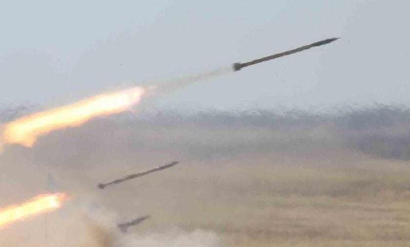 Wybuch rakiety w Rosji