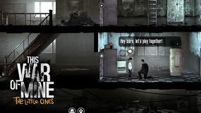 This War of Mine: The Little Ones  - już dziś premiera dodatku na PC
