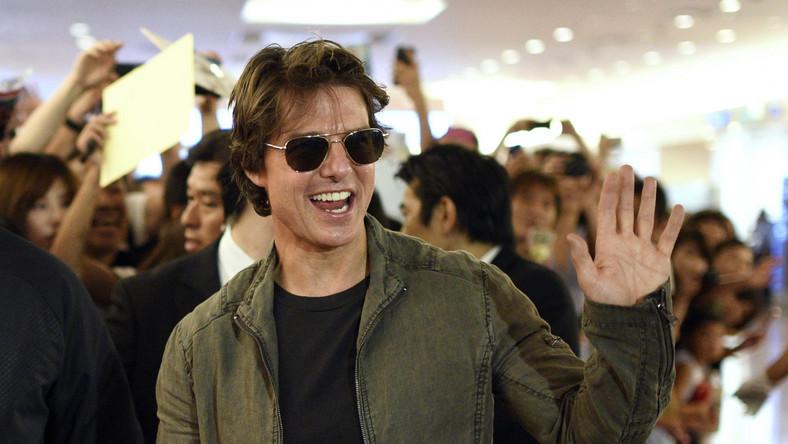 Tom Cruise na szczycie amerykańskiego box office