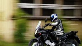 Suzuki V-Strom 2011: pierwsza jazda