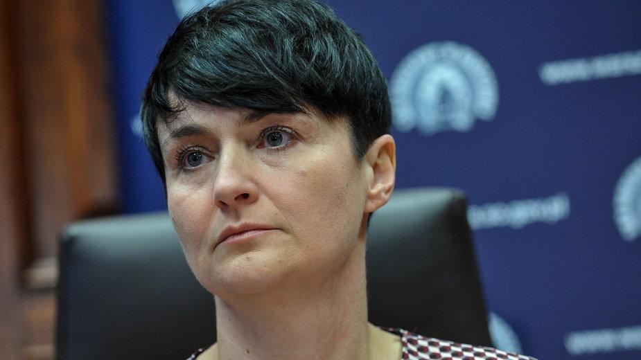 Sędzia Agnieszka Domańska