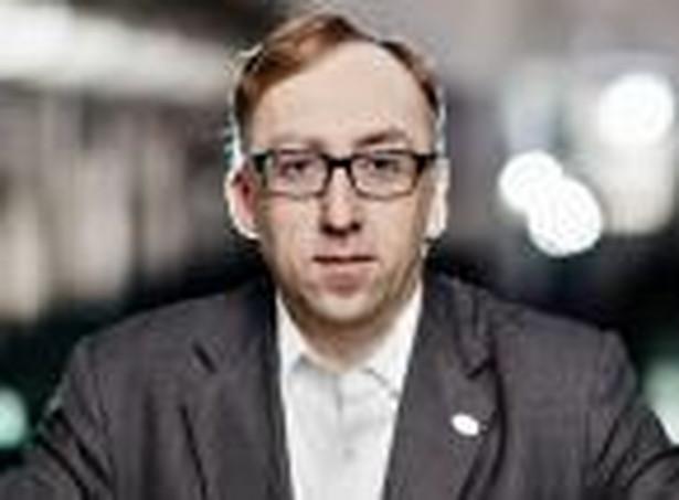 Jakub Karnowski, prezes PKP