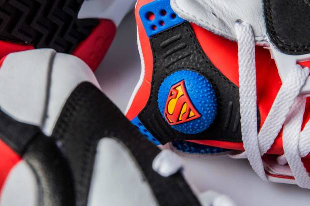 Reebok x Shaq x Superman