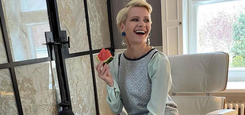 Małgorzata Kożuchowska mieszka w eleganckim i przytulnym domu. Jak wygląda?