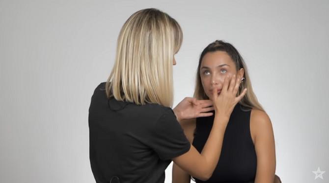 Krema za negu osetljive kože oko očiju